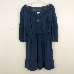 Anthropologie Leifsdottir Silk Dress (H2)